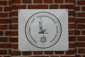Ferienwohnung auf dem Feldsteinsteinhof - Groß-Ziethen - das Steinschläger- und Hugenottendorf