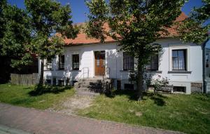 Ferienwohnung auf dem Feldsteinhof - Haupteingang