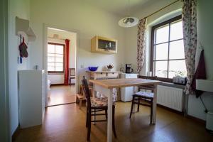 Ferienwohnung auf dem Feldsteinhof - Küche